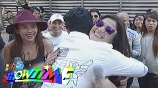 It's Showtime: Vhong Navarro Shows Support To Anne Curtis