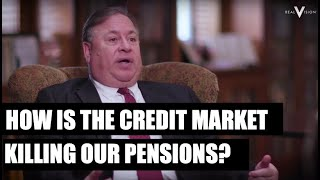 Unfunded Pensions & Retirement Crisis (w/ Brian Reynolds)   Real Vision
