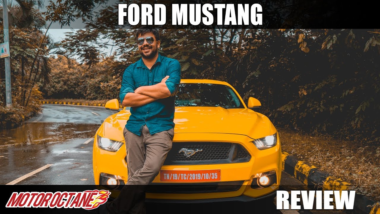 Motoroctane Youtube Video - Can't Miss: Ford Mustang Review | Hindi | MotorOctane