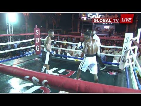 NGUMI ZA GLOBAL TV: NASIBU RAMADHANI Vs YOHANE BANDA (Maruduio)