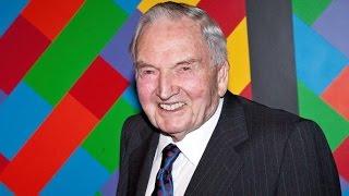 ¿Quién Era David Rockefeller? El Ultimo Hombre Más Poderoso Del Mundo