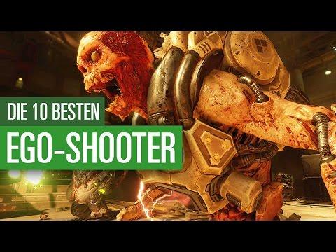 Die 10 besten Ego-Shooter