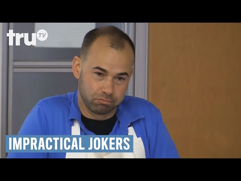 Impractical Jokers - Public Speaking On Anesthetic