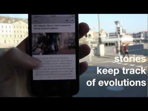 Video of NEWSCRON – ALL NEWS IN ONE APP