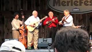 On a Lonesome Night-Peter Rowan+George Shuffler Merlefest 2009