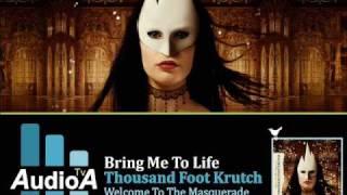 Thousand Foot Krutch - Bring Me To Life [HD]