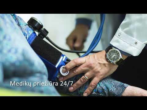 Hipertenzijos gydymo pažanga