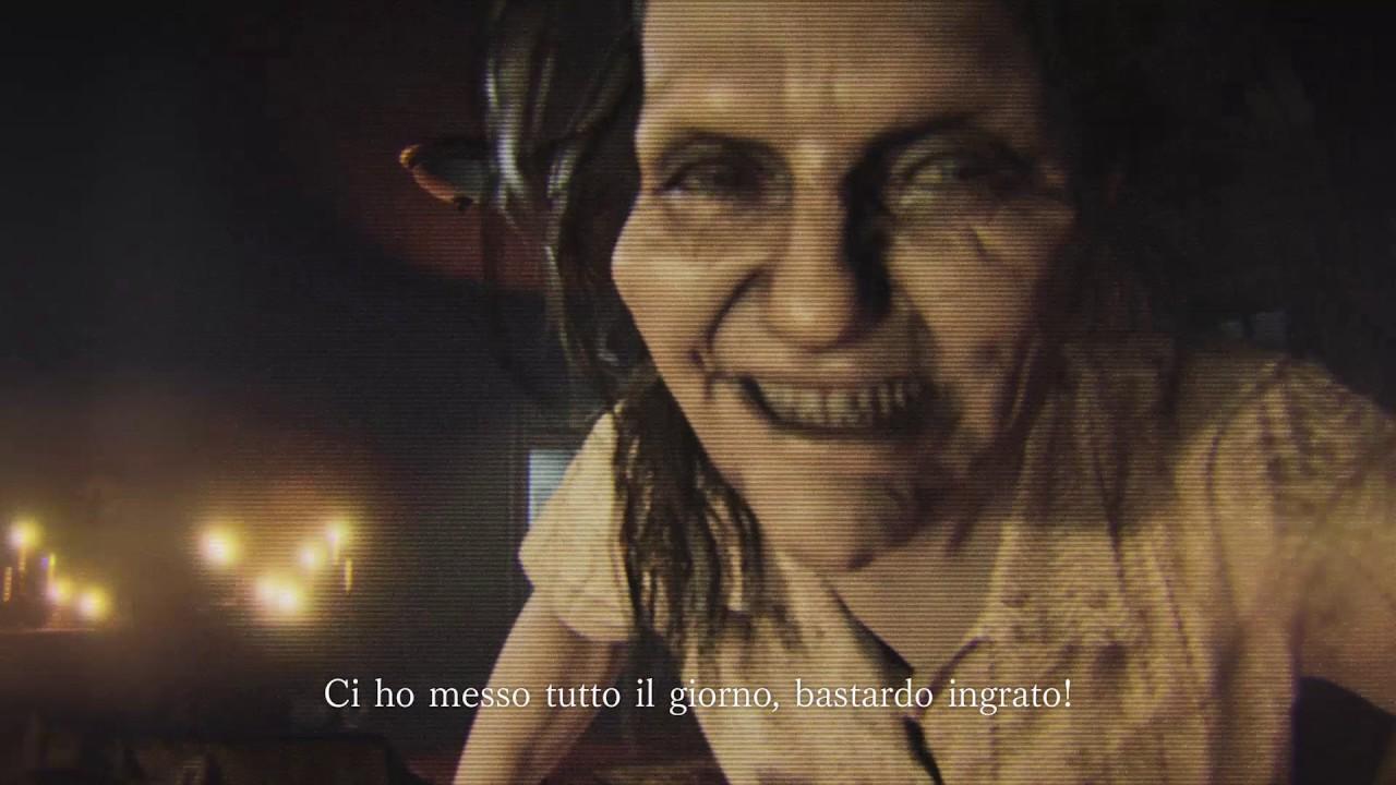Resident Evil 7 - Trailer Banned Footage Trailer