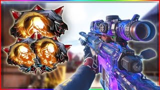 """""""LOCUS DEFAULT SCOPE NUCLEAR!"""" Black Ops 3 Sniping Nuclear! (BO3) 