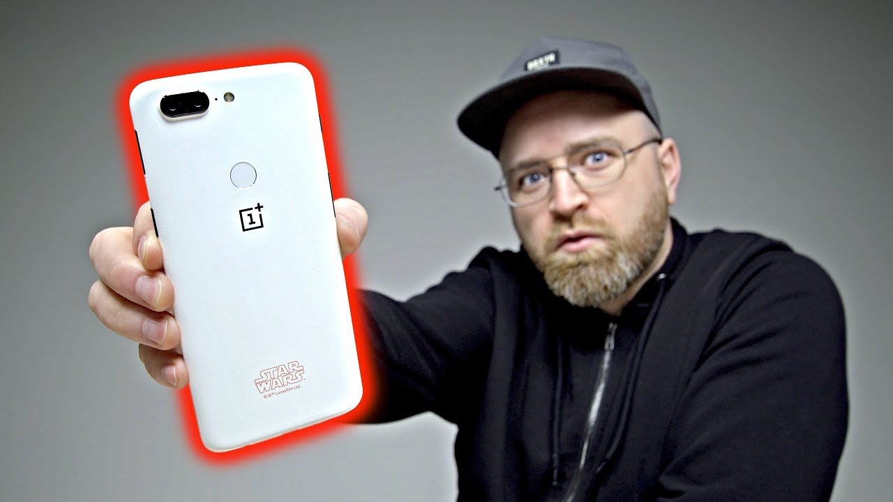 OnePlus 5T Limited Edition Unboxing + Easter Egg thumbnail