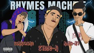 Rhymes Machine - STAGE-N X SUNNYBONE X NAMEMT (Prod.T-BIGGEST) Official Audio