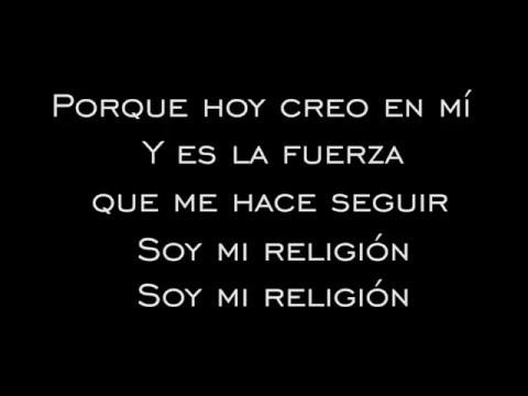 Música Mi Religión
