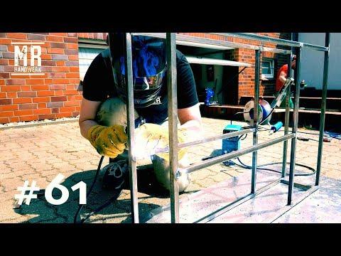 #Vlog 61 MrHandwerk am BRUTZELN !