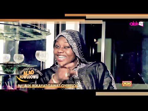 Alao Jowujowu  Now Showing On OkikiTV+.