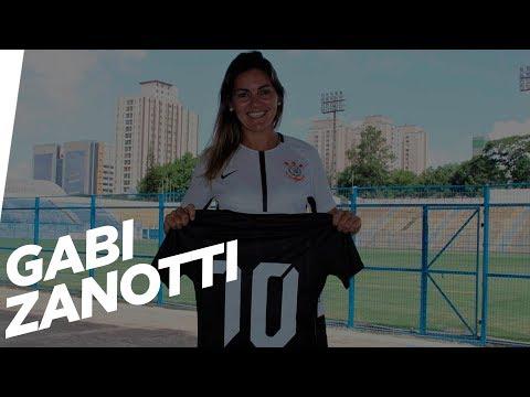 Gabi Zanotti realiza exames cardiológicos