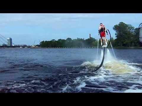 Aqua Jet-pack Experience
