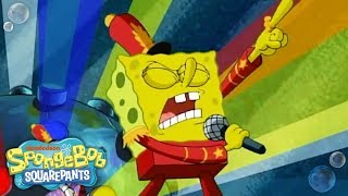 Sweet Victory Performance 🎤 Band Geeks  Spongebob