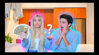 PAYING BRENT $10,000 TO TELL ME HIS DEEPEST SECRETS! IS HE DATING EVA?!