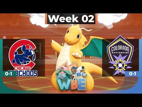 THE MISS THAT DICTATES EVERYTHING! - Let's Go WBE Week 2 - Chicago Cubchoos vs Colorado Rapid Spins