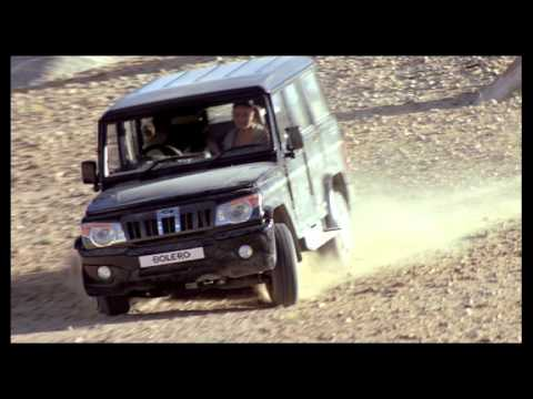 Mahindra Bolero- Takes on Anything