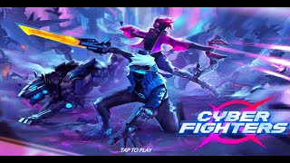 Cyber Fighters: Shadow Legends in Cyberpunk City - Android Gameplay HD