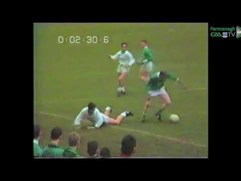 1996 Ulster Vocational Schools Final - Fermanagh College v Castlewellan