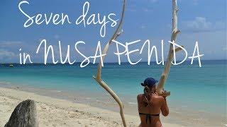 Seven days in Nusa Penida - Bali Travel Vlog