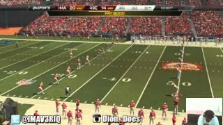 Madden 25 Ultimate Team  Full Game: WE GOT HEART DOE | Madden 25 Gameplay