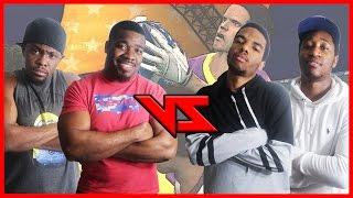 2v2 TRASH TALK WAR! - NFL TOUR Gameplay l #ThrowbackThursday