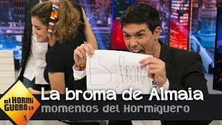 Amaia y Alfred 'se ofenden' por la pregunta de Pablo Motos sobre su historia - El Hormiguero 3.0
