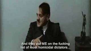 Hitler Comments on the Earthquake in Haiti