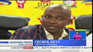Football Kenya President announces that Moi Stadium, Kisumu to host CECAFA for semi-finals