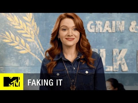 Faking It 3.07 (Clip)