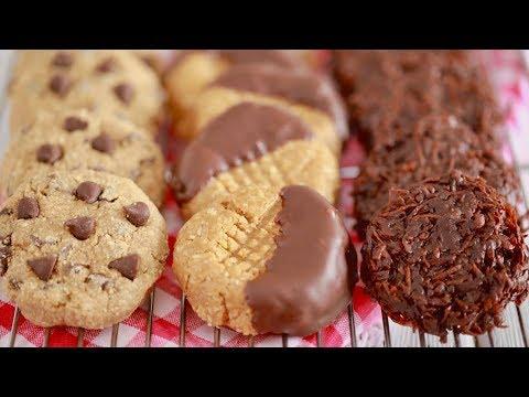 3 No Bake Cookies - Gemma's Bigger Bolder Baking
