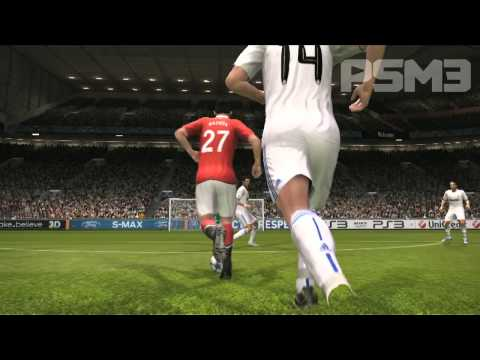 PSM3 Presents... PES 2011 goal and trick highlights