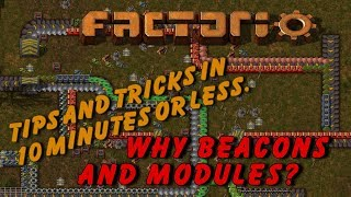 Factorio   Tips And Tricks In 10 Minutes