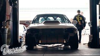 Checking Out A 600HP Subaru RS   Donut Daze 003