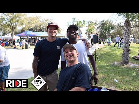 Grind for Life Series at Zephyrhills, Florida Presented by Marinela