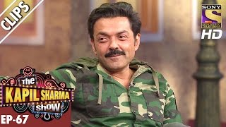 Deol Brothers facing Kapils funny rapid fire questions - The Kapil Sharma Show – 11th Dec 2016
