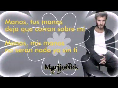, title : 'Nek - Mis Manos - Nuevas Direcciones'