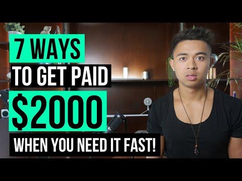 Make money fast easy