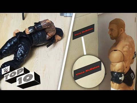 Funny Moments in WWE EWW: WWE Top 10