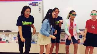 """Our You Tube Video """"Dance"""""""