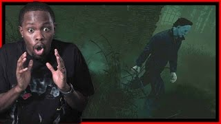 WHOAA! HE DIDN'T SEE ME! - Dead By Daylight