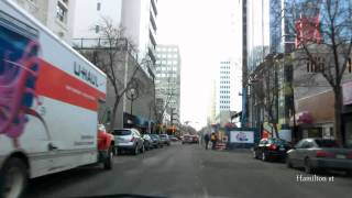 2012-01-13 Regina today  (cruising downtown)