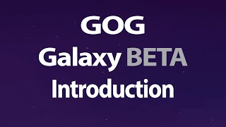 GOG Galaxy – video review