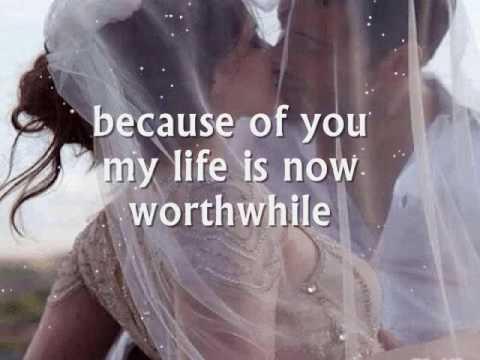 BECAUSE OF YOU - (Tony Bennett / Lyrics)