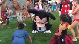 Kids Birthday Party Characters | Childrens Costume Characters | Mascot Rentals Adult Sized
