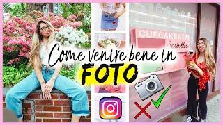 Come Venire Bene Nelle Foto!📸 10 Trucchetti che devi conoscere! | Carolina Chiari