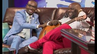 Kidum reveals how many kids he has sired   Thursday Night Live with Dr Ofweneke